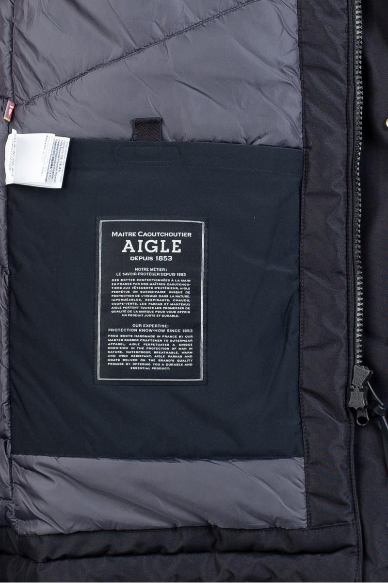 Куртка AIGLE H9002/downtown tech/noir